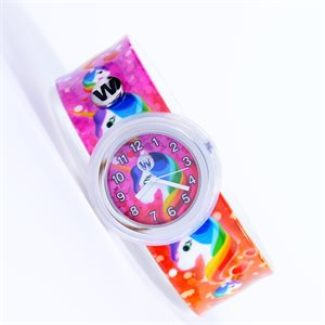 Montre Rainbow unicorns - Watchitude