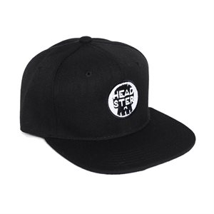 Casquette Basic Black Enfant - Headster Kids