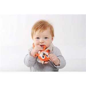 Bavoir Buddy bib Fox - Malarkey kids