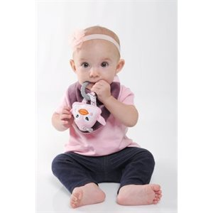 Bavoir Buddy bib Penguin - Malarkey kids