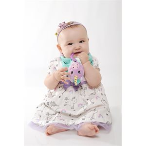 Bavoir Buddy bib Unicorn - Malarkey kids