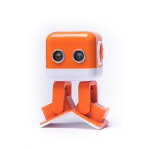 DJ-Bot couleur orange slice - Litehawk