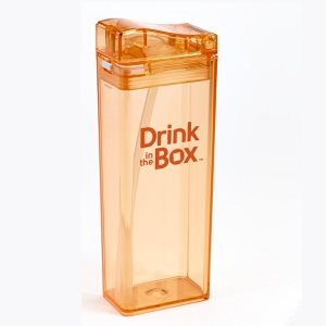 Drink in the box 12 oz Orange - Precidio Design