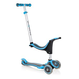 Evo 4 in 1 Plus Scooter Sky Blue - Globber