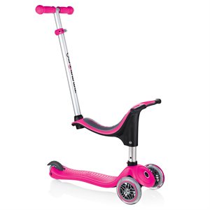 Evo 4 in 1 Scooter Rose - Globber