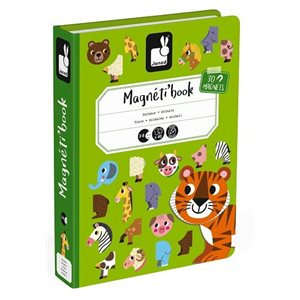 Magnetibook Animals - Janod