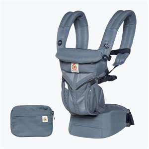 Porte-bébé Omni 360 Cool Air Mesh Oxford Blue - Ergobaby