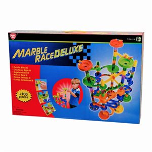 Circuit de billes Marble race III 100pcs - PlayGo