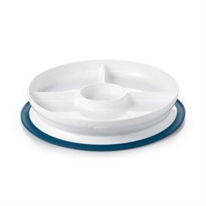 Assiette à compartiments Marine - Oxo tot