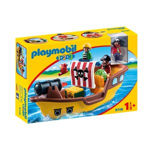 Bateau de Pirates - Playmobil