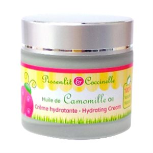 Camomile oil in jar - Pissenlit & Coccinelle