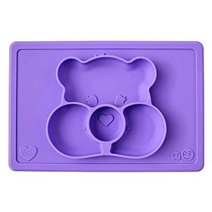 Bol care bear Mat Purple - EZPZ