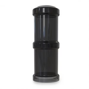 Container 2x 100ml Black - Twistshake