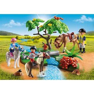 Balade à Poney - Playmobil