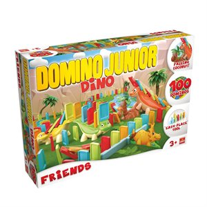 Domino JR Friends - Goliath