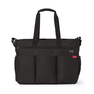 Duo Double Signature Sac à couche Black - Skip Hop