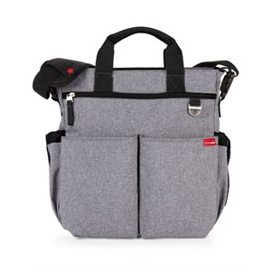 Duo Signature Sac à couche Heather Grey - Skip Hop