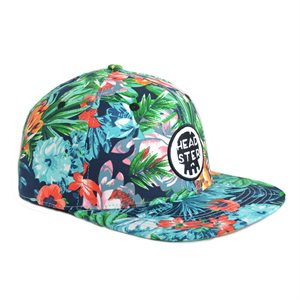 Casquette Hawaiian Blue Bébé - Headster Kids