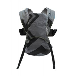 Venture + carrier Black Charcoal Zigzag - Diono
